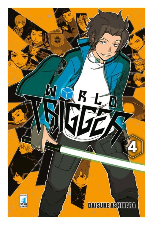 World Trigger. Vol. 4.