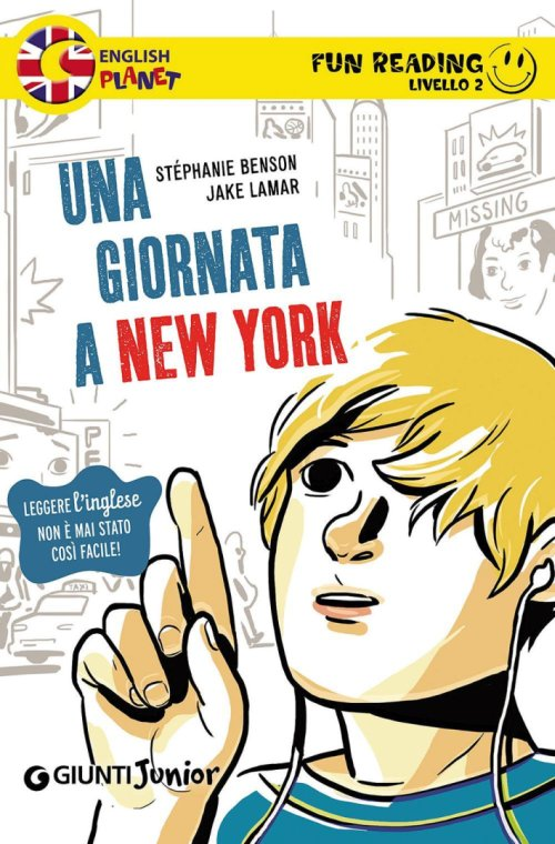 Una giornata a New York. Secondo livello. Reading fun.