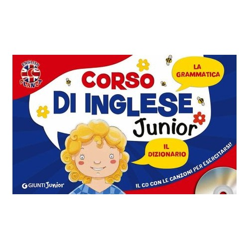 Corso di inglese junior. Con CD Audio.