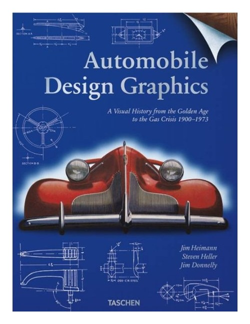 Automobile design graphics. Dream a little dream. Ediz. inglese, francese, tedesca.
