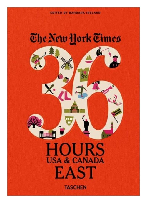 NYT. 36 hours. USA & Canada. East cost.