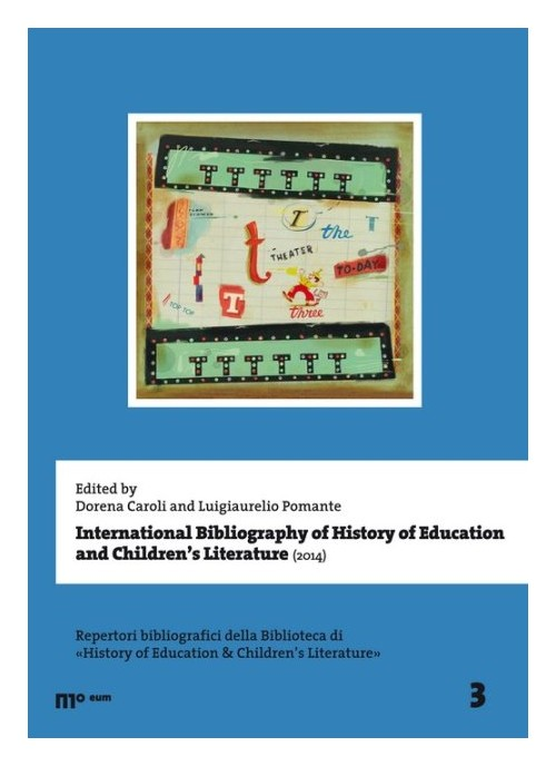 International bibliography of history of education and children's literature (2014).