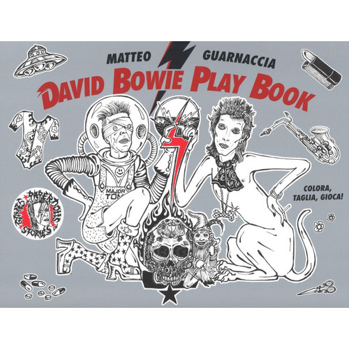 David Bowie Play Book.