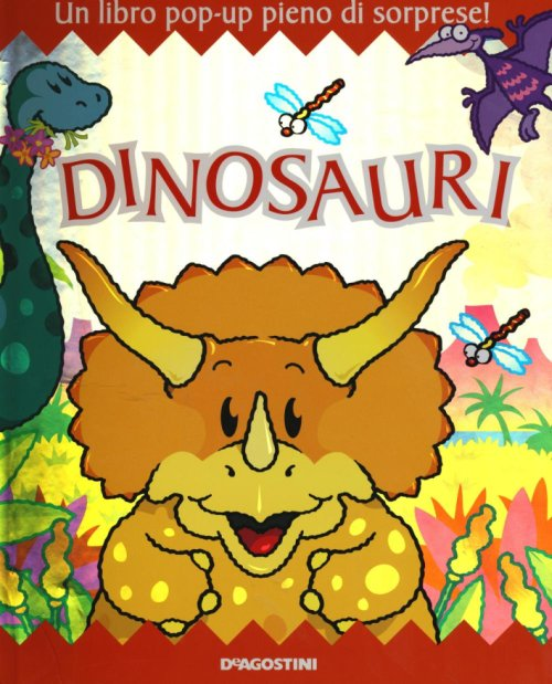 Dinosauri. Libro pop-up.