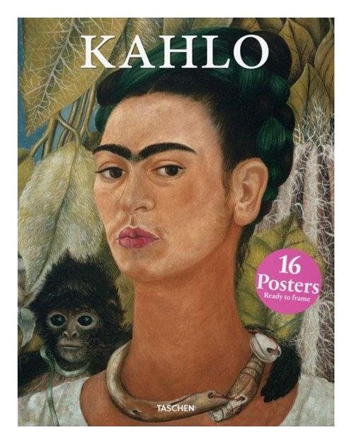 Print set Frida Kahlo.