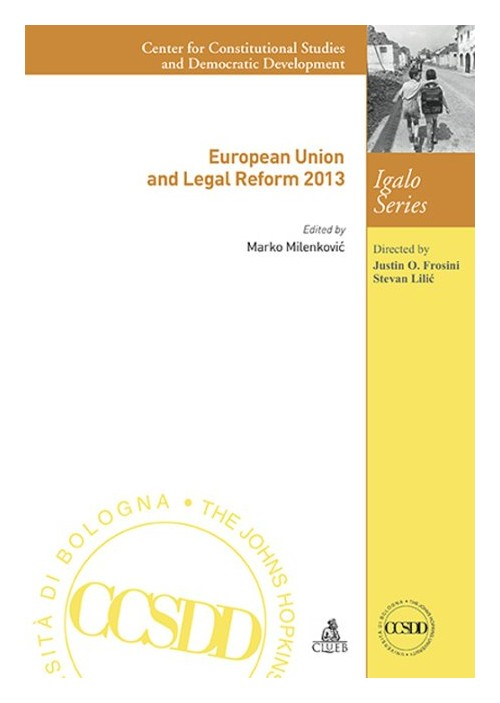 European union ang legal reform 2013.