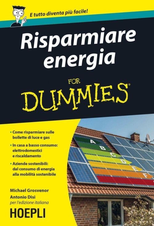 Risparmiare energia for Dummies.