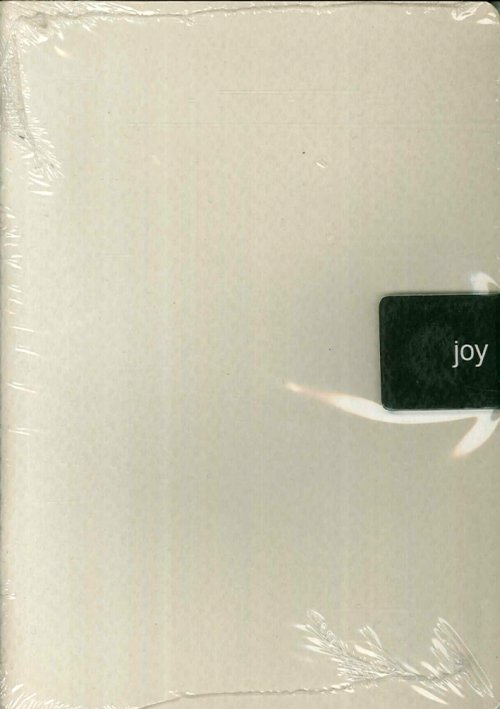 Joy. Ecological Joy Notes. Taccuino con Clip Magnetica. Gray-grigio.