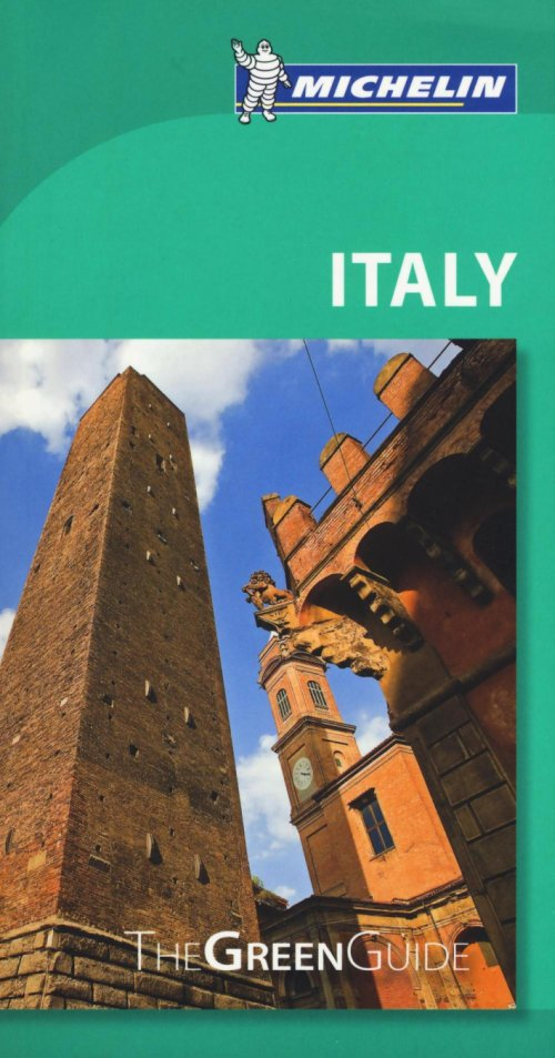 Michelin Green Guide Italy.