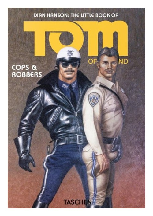 Little Book of Tom of Finland: Cops & Robbers.