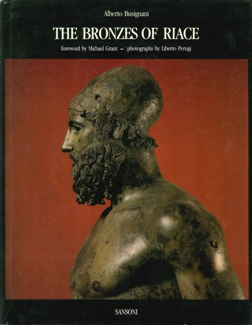 The Bronzes of Riace.