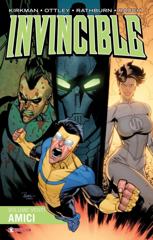 Amici. Invincible. Vol. 20.