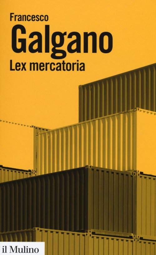 Lex mercatoria.
