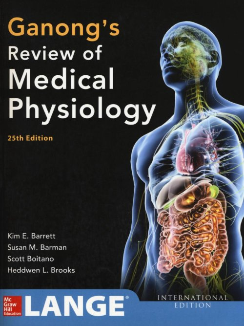 Ganong's review of medical physiology.