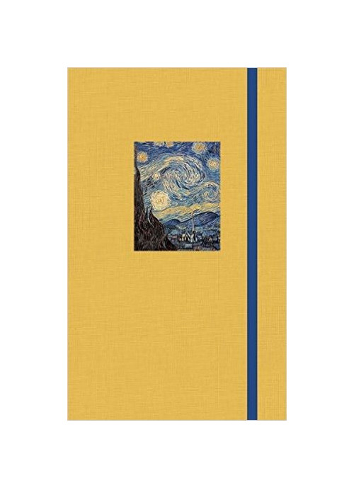 Notebook Van Gogh: Sternennacht.