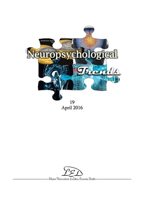 Neuropsychological trends (19 april 2016).