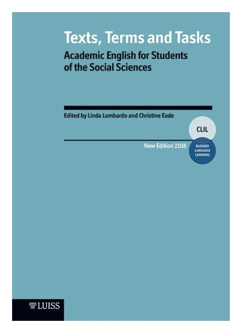 Texts, terms and tasks. Academic english for students of the social sciences.