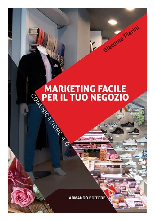 Marketing facile per commercianti.
