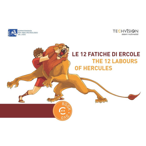 Le 12 fatiche di Ercole­The 12 labours of Hercules. Con DVD.