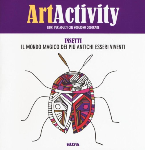 Art activity pocket. Gli insetti.