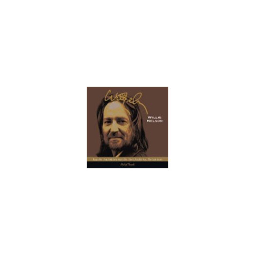 Willie Nelson. CD.