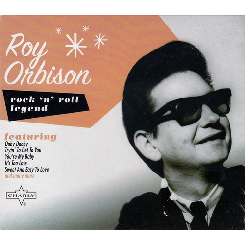 Roy Orbison: Rock 'N' Roll Legend. CD.