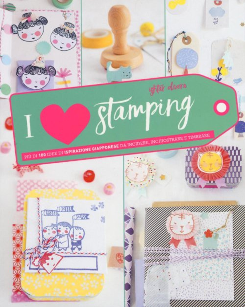 I love stamping.
