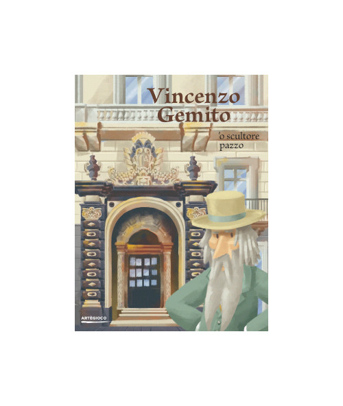 Vincenzo Gemito. 'O Scultore Pazzo. [English edition].