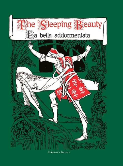 The sleeping beauty. La bella addormentata.