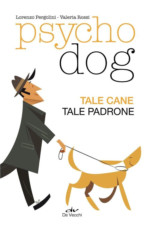 Psychodog. Tale cane, tale padrone.