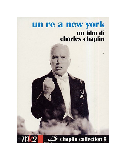 Un Re a New York. DVD.