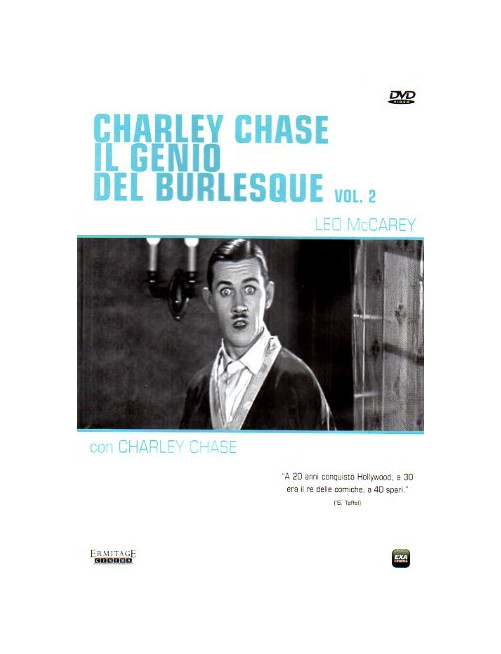 Charkey Chase il Genio del Burlesque. Vol.2 DVD.