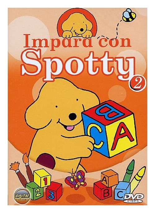 Impara con Spotty. Vol.2 - DVD.
