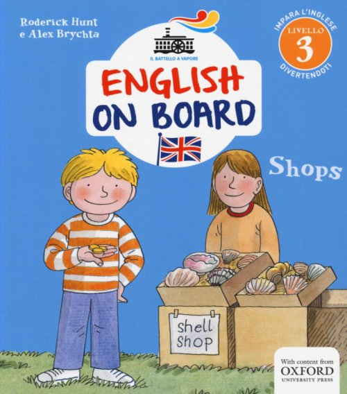Shops. English on board. Vol. 6.