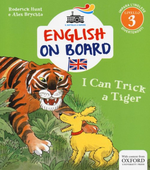 Trick a tiger. English on board. Vol. 5.