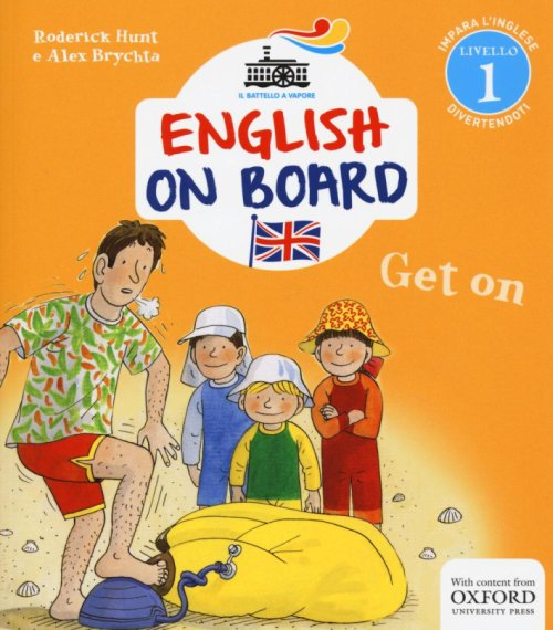 Get on. English on board. Vol. 2.
