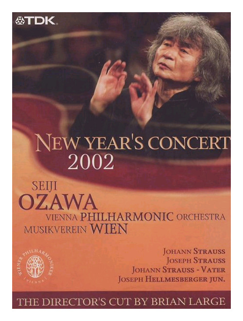 New Year'S Concert 2002 [Edizione: Germania].