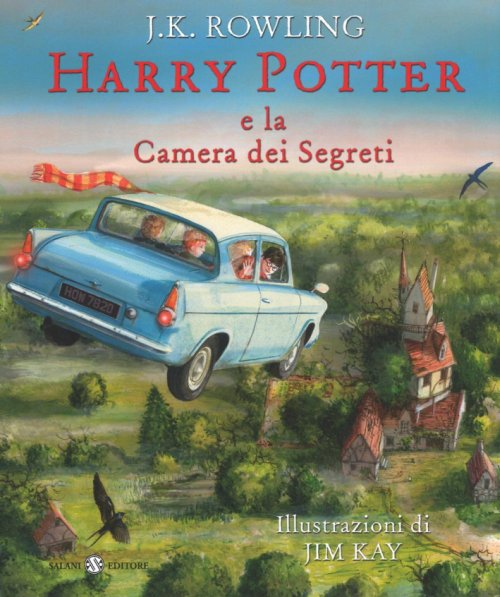 Harry Potter e la camera dei segreti. Vol. 2.