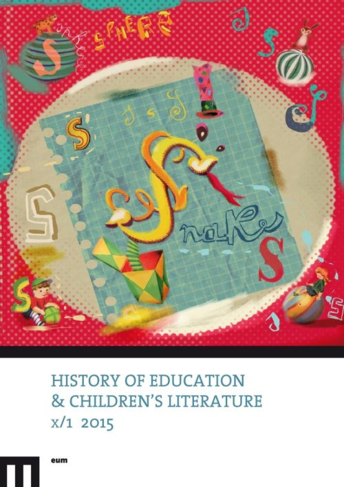 History of education & children's literature (2015). Ediz. inglese e spagnola. Vol. 1.