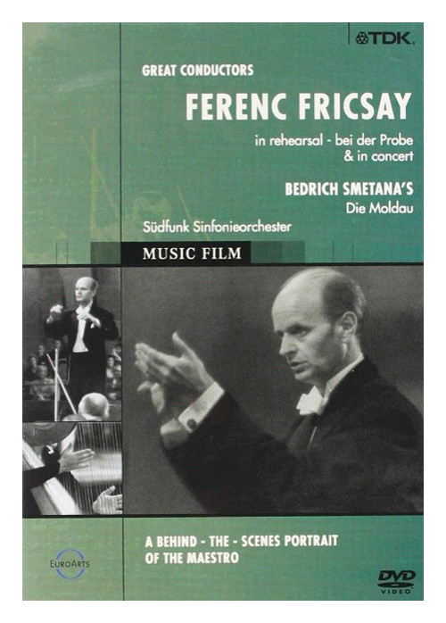 Ferenc Fricsay - Music Film DVD.