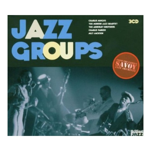 Jazz Groups. 3CD.