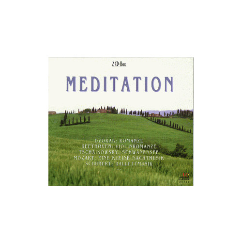 Meditation 2CD box.