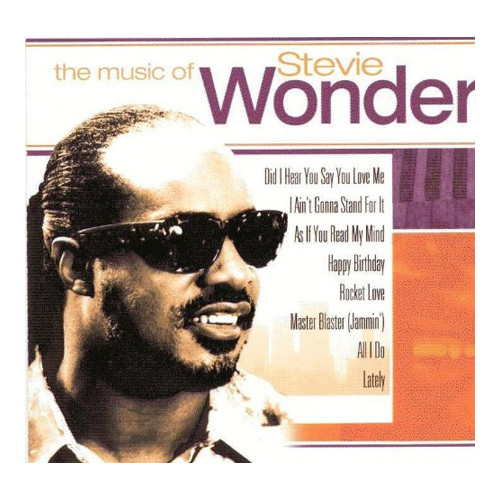 The Music of Stevie Wonder.
