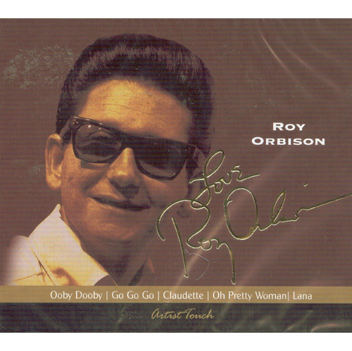 Roy Orbison. Artist Touch. CD.