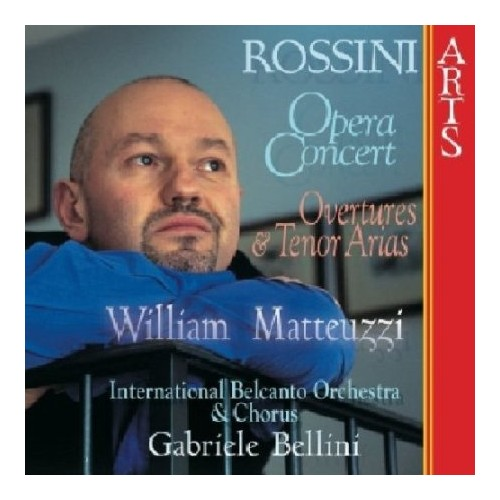 Rossini. Opera Concert. CD.
