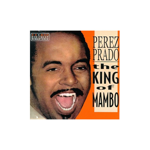 The King of Mambo. CD.