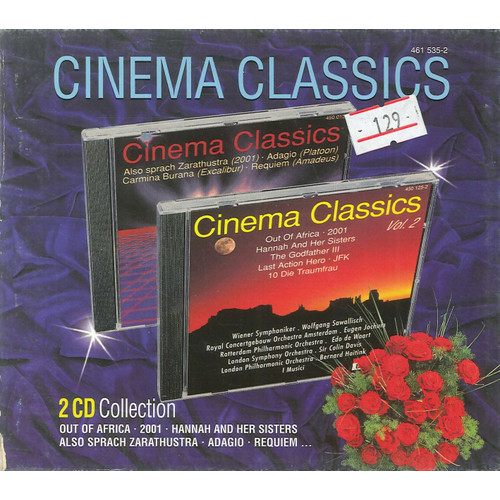 Cinema Classic 2 CD.