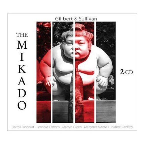 The Mikado. 2 CD.