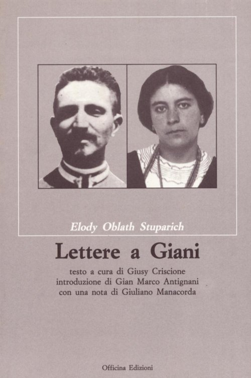 Lettere a Giani.