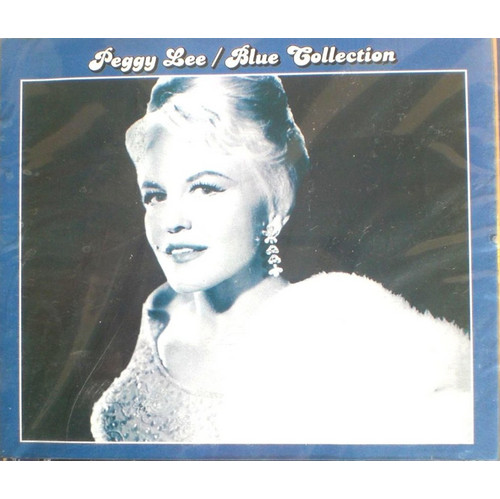 Peggy Lee. Blue Collection. 2CD.